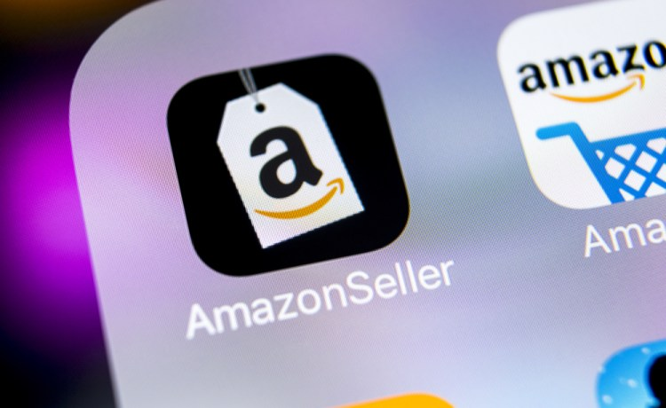 application vendeur amazon