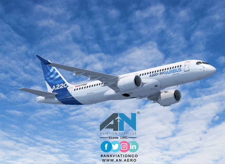 Airbus Commits To Ensuring A220 Meets Full Potential