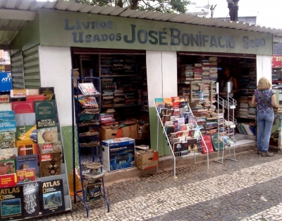 Bookstand in Santos
