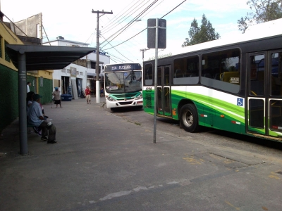Top 5 rules for taking a local bus in Santos (and how I ignored all of them)