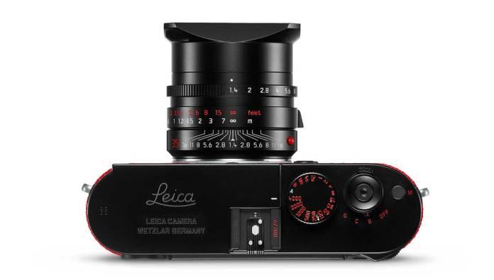 ถ้าเงินถึงใจถึงก็จัด Leica M-P Grip ไป