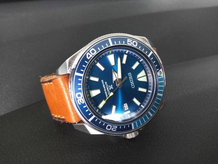 Seiko Prospex SRPB09 'Blue Lagoon' ถึงไม่ใช้คำว่า Limited ผมก็ควักเงินซื้อ