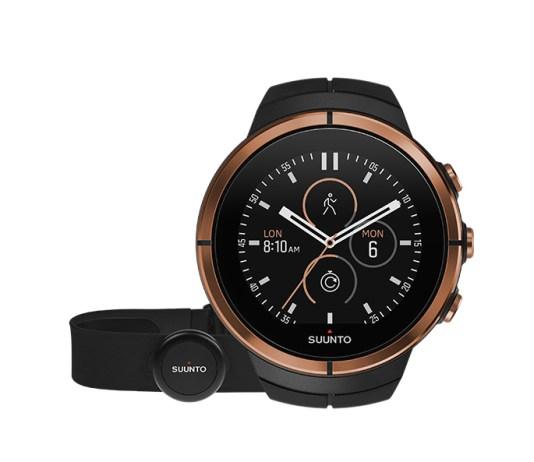 SUUNTO SPARTAN ULTRA COPPER : เปิดมิติใหม่นาฬิกาเพื่อการผจญภัย