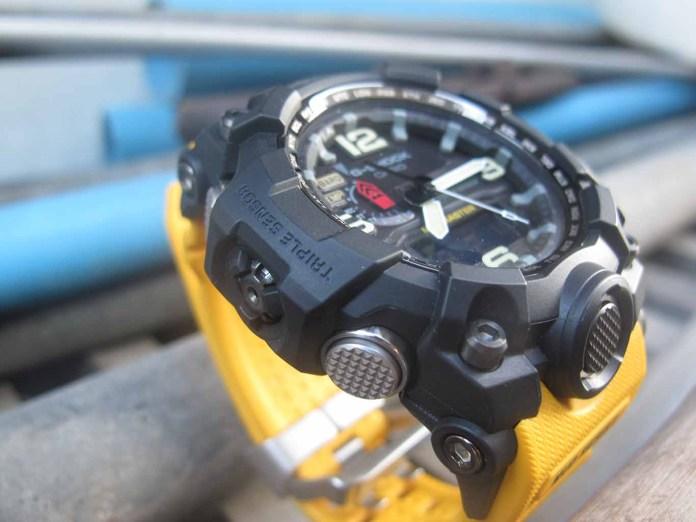 Casio G-Shock Mudmaster GWG1000-1A9 : กล้าไหมที่จะใส่ลุย