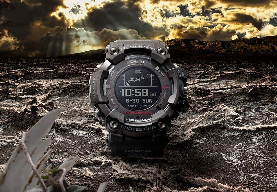 Casio G-Shock Rangeman GPR-B1000 ผ่าสเป็ก-ขายเม.ย.นี้