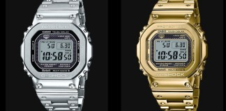 Casio G-Shock GMW-B5000