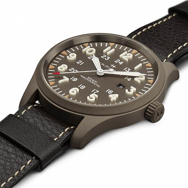 Hamilton Khaki Filed Machanical 50mm