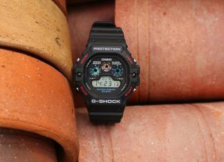 G-Shock DW-5900-1
