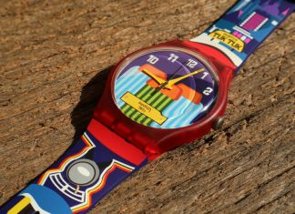 Swatch Tuk-Tuk Special Edition