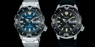 Seiko Prospex SBDY033/035 Monster