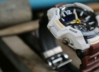 Casio G-Shock GR-B100WLP