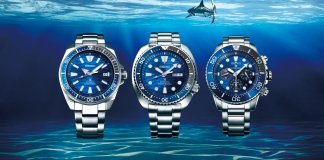 Seiko Prospex Save the Ocean