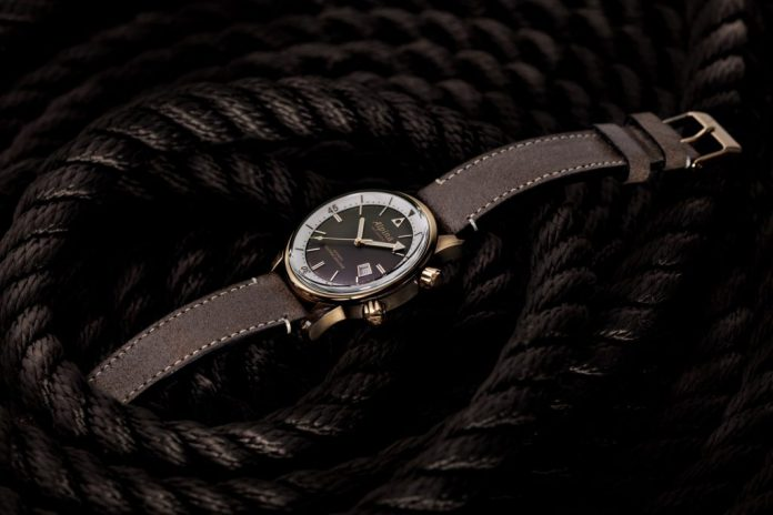 Alpina Seastrong Diver Heritage 525BRC4H4SD