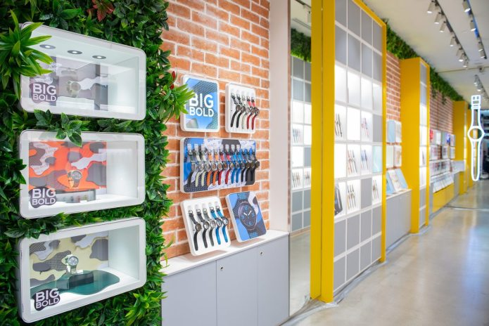 SWATCH BIG BOLD Flagship Store 2
