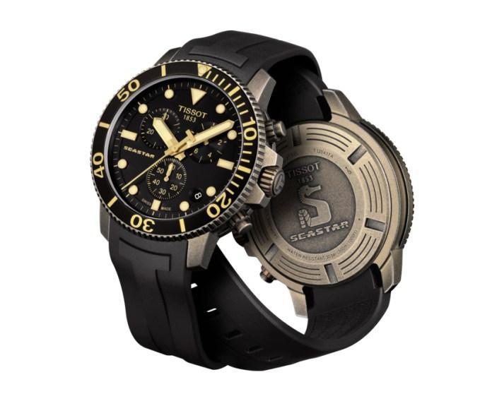 Tissot Seastar Chronograph