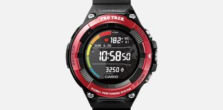 Casio Pro Trek Smart WSD-F21HR