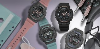 Casio G-Shock GMA-S140