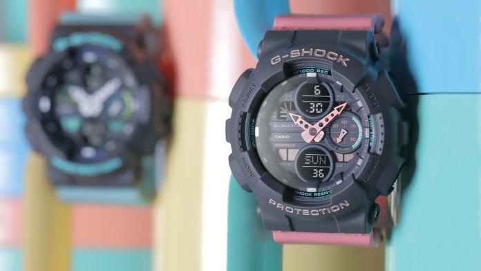 Casio G-Shock GMA-S140
