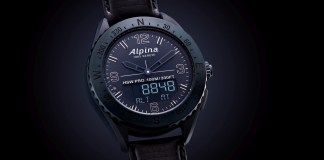 Alpina AlpinerX Space Edition