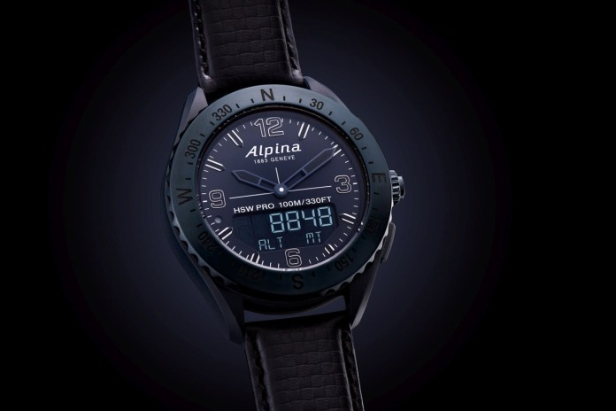Alpina AlpinerX Space Edition