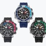 Citizen Promaster Aqualand Chronograph