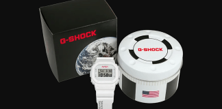 Casio G-Shock DW5600NASA20-7CR