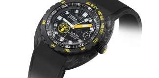 Doxa Sub 300 Carbon Aqua Lung US Divers Limited Edition