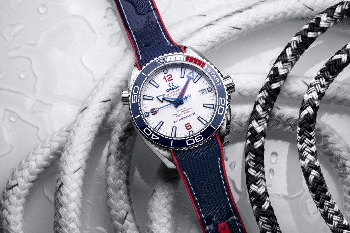 OMEGA Seamaster American Cup