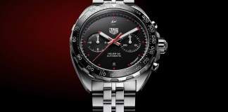 Tag Heuer x Fragment Design Calibre Heuer 02 Automatic Chronograph