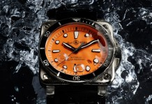 Diver Orange Boutique