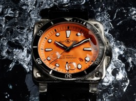 Diver Orange Boutique