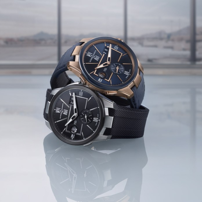 Ulysse Nardin Dual Time 42mm Collection 2020 3