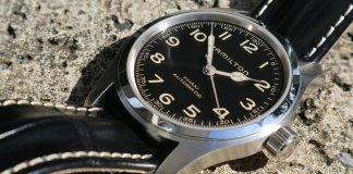 Hamilton Murph Watch