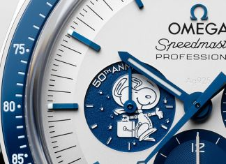 Omega Collaboration Snoopy