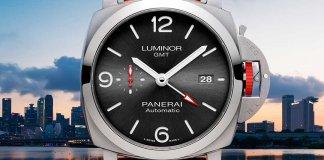 Panerai Luminor GMT ION Special Edition