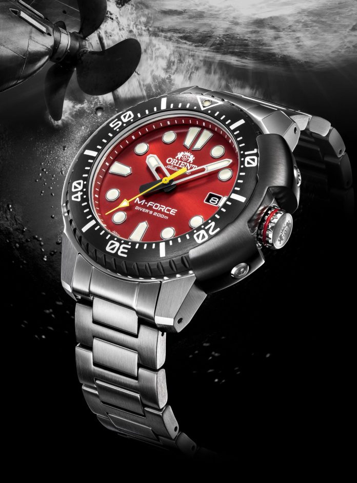 Orient M FORCE Sports 0025 AC0L02R AD scaled