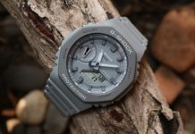 Casio G-Shock GA-2110ET-8A