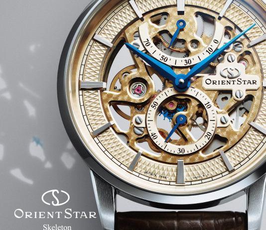Orient Star Skeleton