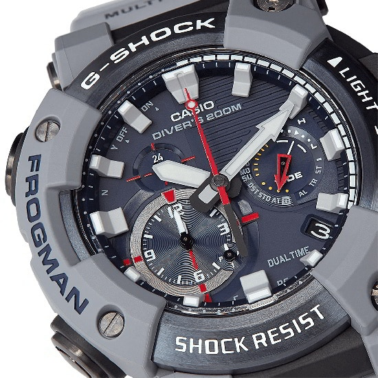 Royal Navy x G-Shock Frogman