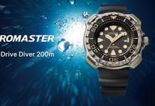 Citizen Promaster Eco-Drive Diver 200m
