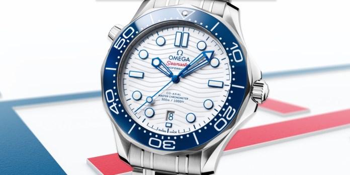 Omega Seamaster Olympic 2020