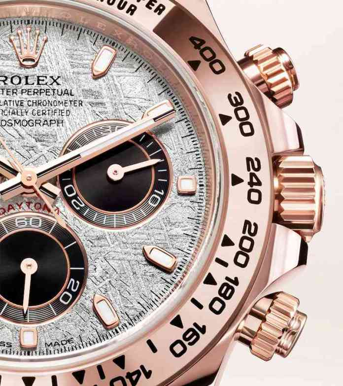 Rolex Oyster Perpetual Cosmograph Daytona 2021
