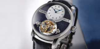 Montblanc Star Legacy Suspended Exo Tourbillon Limited Edition