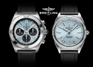 Breitling Chronomat Ice Blue