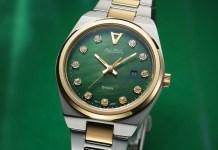 Alba Green Emerald