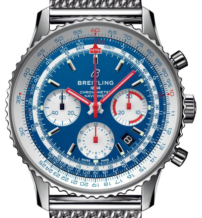 Breitling Navitimer B01 Chronograph 43 American Airlines