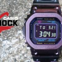 Casio G-Shock GMW-B5000BP-6 ความงามของยามค่ำคืนที่คุณไม่ควรพลาด