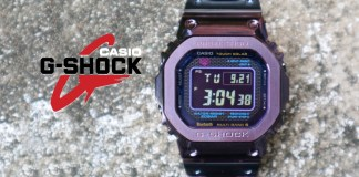 Casio G-Shock GMW-B5000BP-6