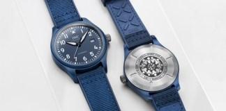 "IWC Pilot's Watch Automatic Edition ""Laureus Sport for Good"""