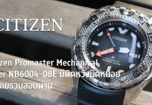 Citizen Promaster Mechanical Diver NB6004-08E